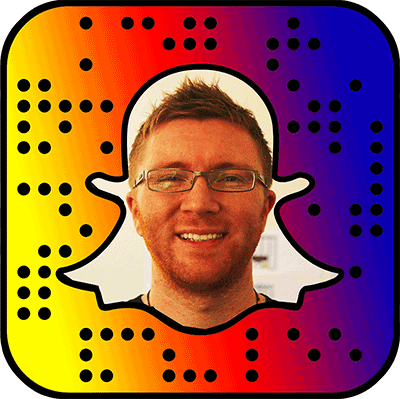 Impact Business Advisors Snapcode - Add us on Snapchat